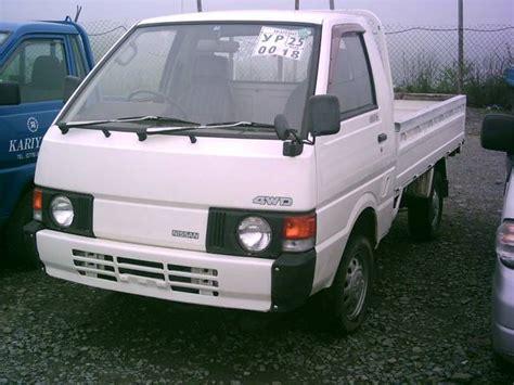 nissan vanette pick up 1991 nissan vanette truck pictures