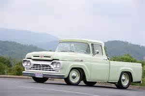 1960 Ford F100 Subtle And Clean 1960 Ford F 100 Rod Network