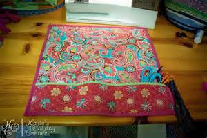 you to see sewing machine mat organizer with pocket
