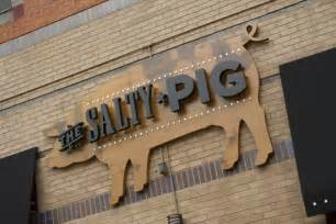 salty boston lunch anyone the salty pig bu today boston