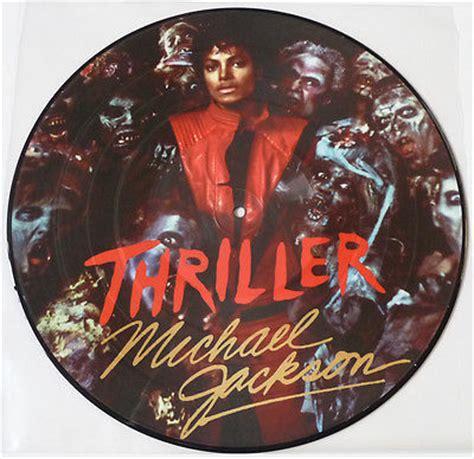 michael jackson thriller 12 vinyl popsike michael jackson thriller picture disc vinyl