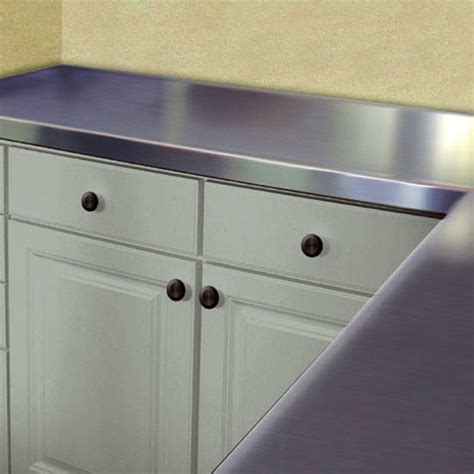 Flat Countertop by Countertops Flat Top Countertops Made From 304 Type Stainless Steel By Advance Tabco