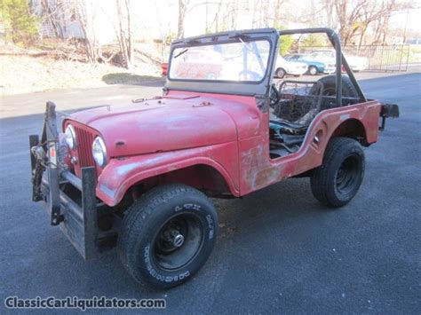 Jeep Cj Project For Sale Cj5 Jeeps For Sale