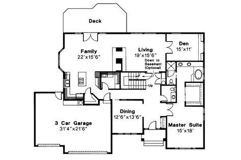 home floor plans traditional traditional house plans berkley 10 032 associated designs