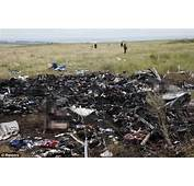 Ukraine And West Shot Down MH17 To Smear Russia Claims