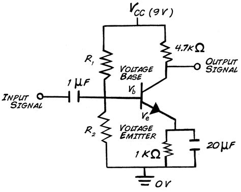 transistor lifier theory experiment transistor circuit design