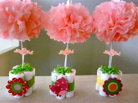 Baby Shower Table Center Pieces by Baby Shower Table Centerpieces My Baby Shower Gifts