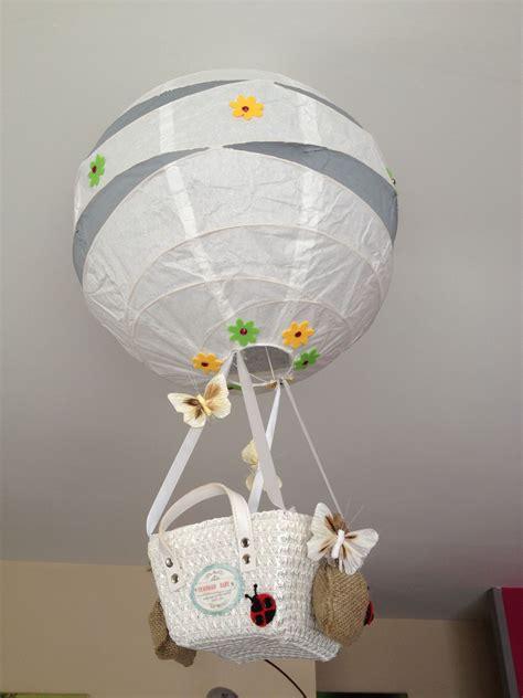 lustre chambre enfant en vente lustre montgolfi 232 re deco chambre d enfants