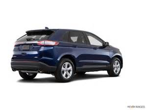 2016 ford edge kelley blue book 2017 ford edge sel new car prices kelley blue book