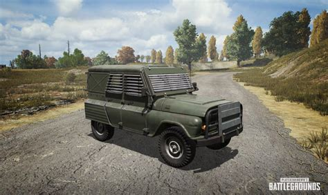 pubg vehicle spawns pubg metal event adds special vehicle dates