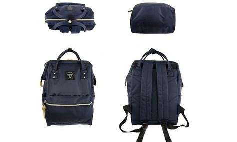 Anello Backpack Canvas Size M 1 anello backpack ebay