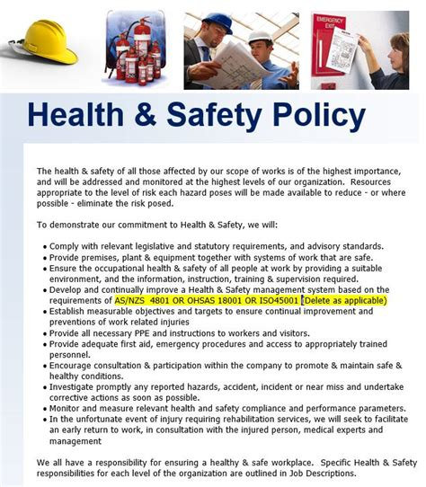 work health and safety policy templates qudos safety toolkit tour save time documenting your