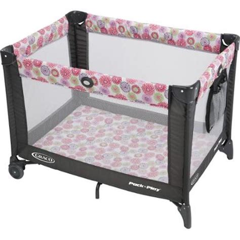 baby crib playpen graco livia pack n play playard portable baby crib playpen