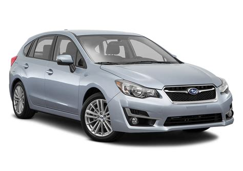 Subaru Romano by Compare The 2016 Subaru Impreza Vs 2016 Ford