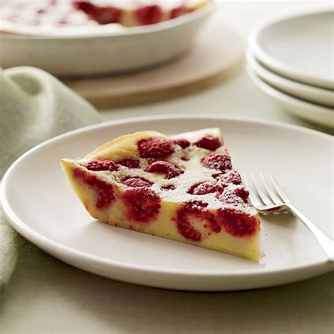 Ina Garten Salads by Raspberry Clafoutis Recipe Alix De Montille Jean Marc