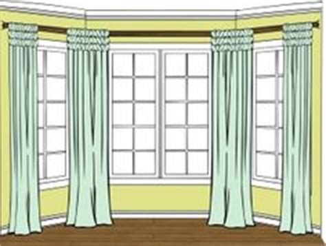 Window Treatments For Bay Windows In Dining Room by 1000 Images About Window Treatments On Pinterest Bay