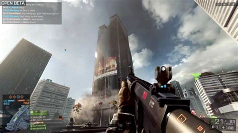 battlefield 4 bf4 version for free battlefield 4 destroying the skyscraper single handedly bf4 pc max settings ultra gameplay