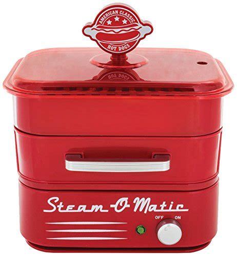 Hotdog And Bun Toaster Top 17 For Best Dog Steamer