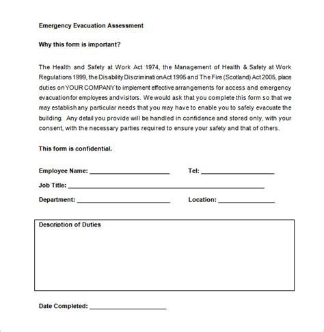Superb Church Evacuation Plan Template #1: Emergency-evacuation-plan-template-pdf.jpg