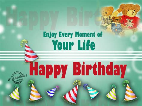 for birthday wonderful birthday wishing greeting card picsmine