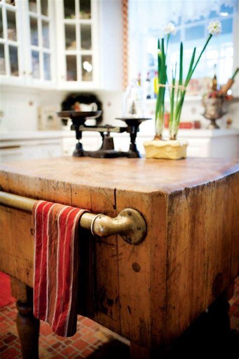 Kitchen Towel Bars Ideas Best 25 Butcher Block Island Ideas On Butcher
