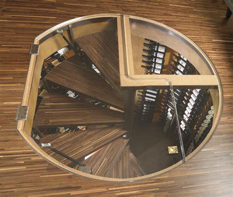 Wine Cellar Spiral Staircase Front Wine Cellar Modern Wine Cellar