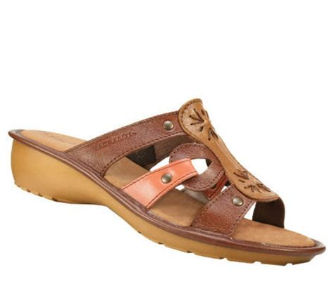 fly flot sandals fly flot genoa italian sandal page 1 qvc