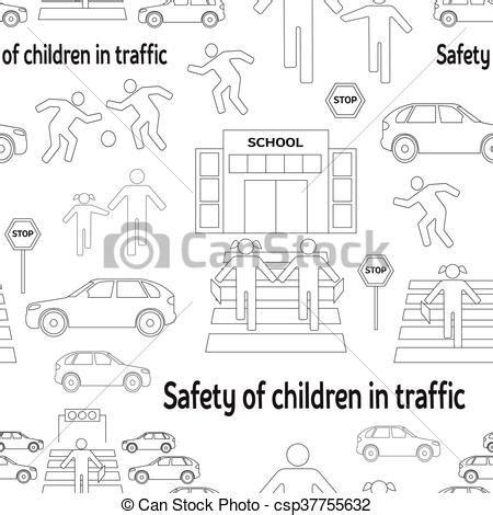 traffic pattern en espanol safety of children in traffic pattern children go to