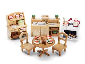 Kitchen Cabinet Pantry deluxe kitchen set calico critters