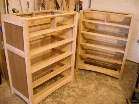 Build A Dresser by Woodwork Dresser Drawer Design Plans Pdf Plans