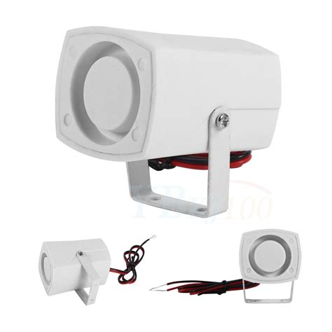 Power Tone Horn Set All New Cheap Grosir Murah electronic wired horn siren security alarm system outdoor indoor dc12v top grade ebay