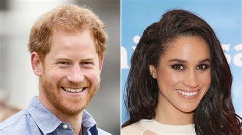Prince Harry, New Girlfriend Meghan Markle Wear Matching Bracelets   Us Weekly
