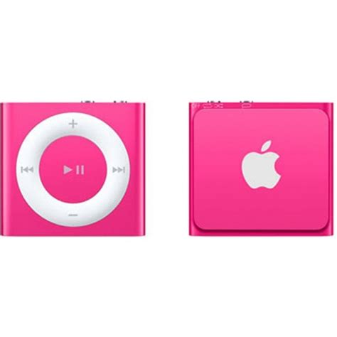 Ipod Shuffle Small In Size Big In Price by Apple Ipod Shuffle 2gb Pink Price In India With Offers