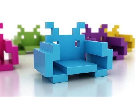 space invaders chair gadgetsin