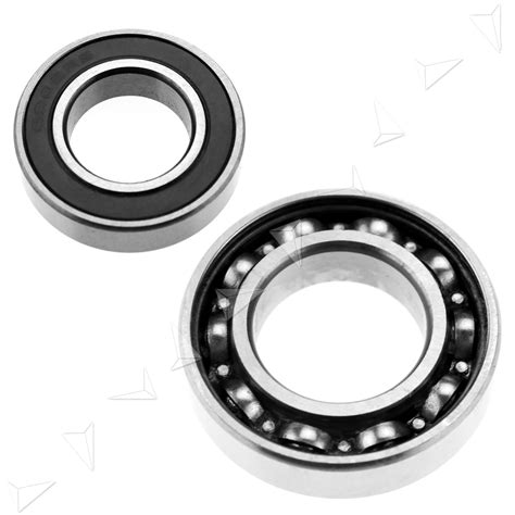 Bearing 6902 2rs Asb 1 10 x 6902 2rs groove bearing 15x28x7mm rubber sealed weatherproof