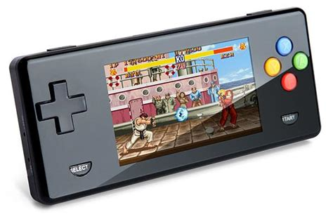 handheld emulator console a380 pocket retro emulator gadgetsin