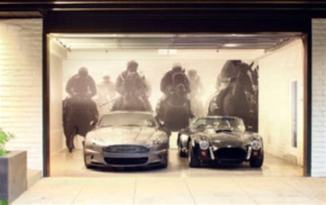 garage wall murals we hang and make wallpaper murals garage and shed los angeles by all american