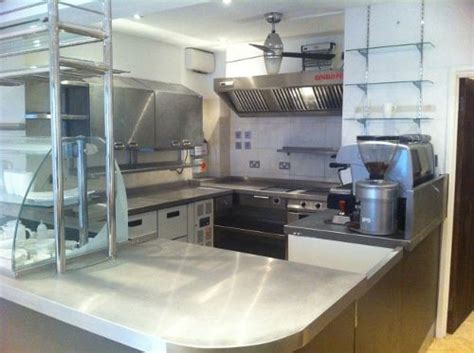 plancha grill completes small bistro kitchen