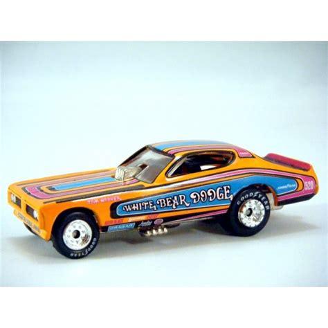 Johnny Lighting Cars by Johnny Lightning Car Legends 1972 Dodge Charger Nhra White Dodge Car Global