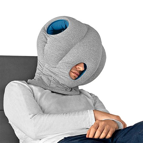Ostich Pillow by Buy Ostrich Pillow 3 Year Product Guarantee