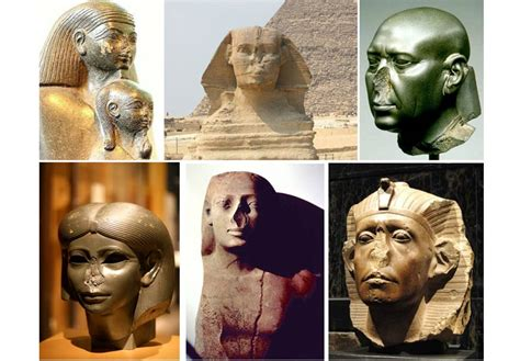 Mitologi Mesir By Original Books why are noses missing from so many statues