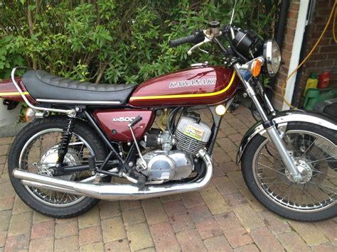 Kh Kawasaki by 1975 Kawasaki Kh 500 Pics Specs And Information