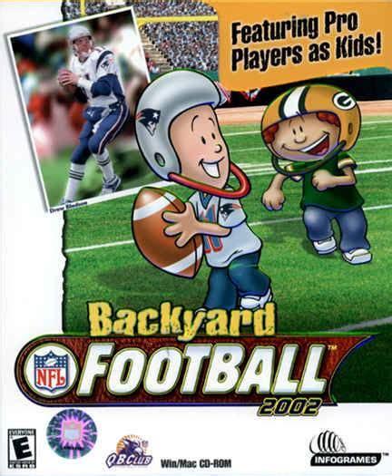 Backyard Football Online