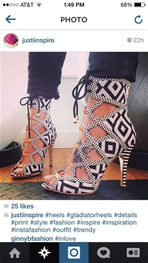 aztec pattern heels shoes tribal pattern high heels peep toe peep toe