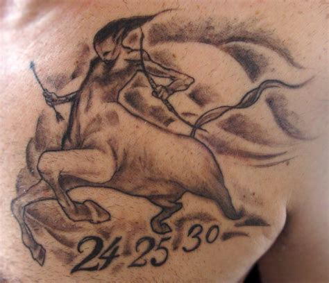 centaur tattoo designs sagitario by auramante on deviantart