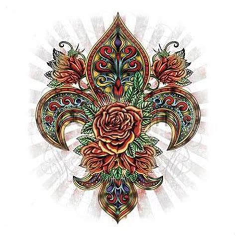 fleur de lis tattoo designs humming bird tattoos fleur de lis designs