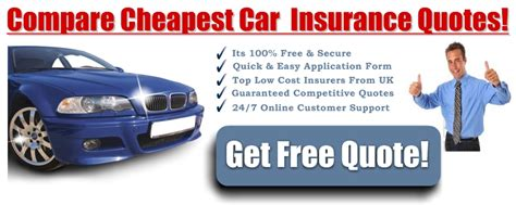 Free Auto Insurance Quotes Comparison by Cheapest Car Insurance Compare Cheap Car Insurance