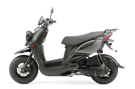 2015 Yamaha Zuma 50F Review