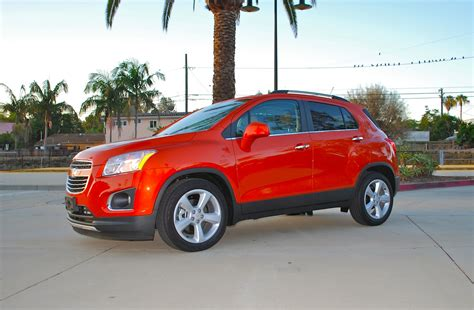 review chevrolet trax   tackle  conflicting