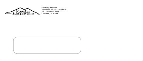 interoffice mail envelope template images templates